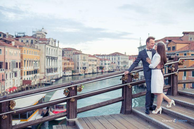 Venedig - Liebe wo wann hinschaut..