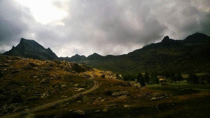 Vallée Des Merveilles, Mercantour, Alpes Maritimes,  France.