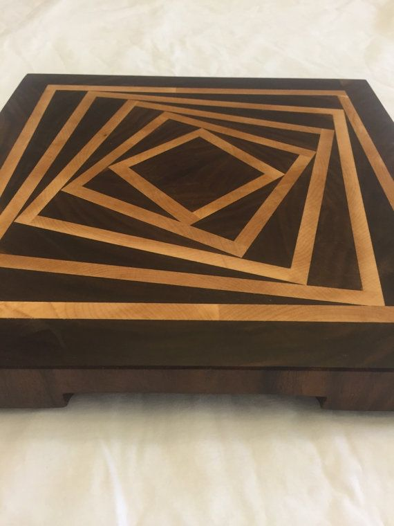 Hey, I found this really awesome Etsy listing at https://www.etsy.com/listing/232066990/wood-end-grain-cutting-board-and-serving