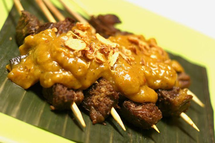 Resep Sate Padang - Resep Selera Indonesia