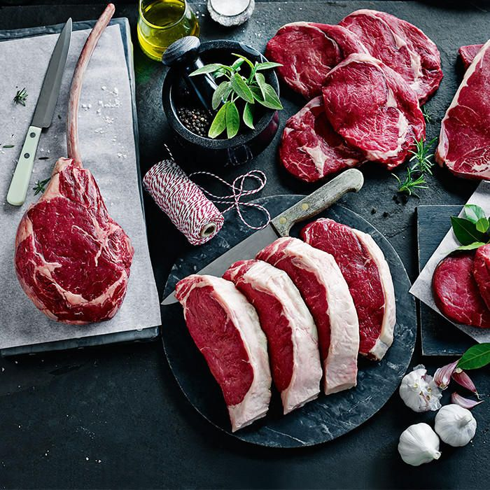 THE BUTCHER'S SHOP | Style & Living | M&S
