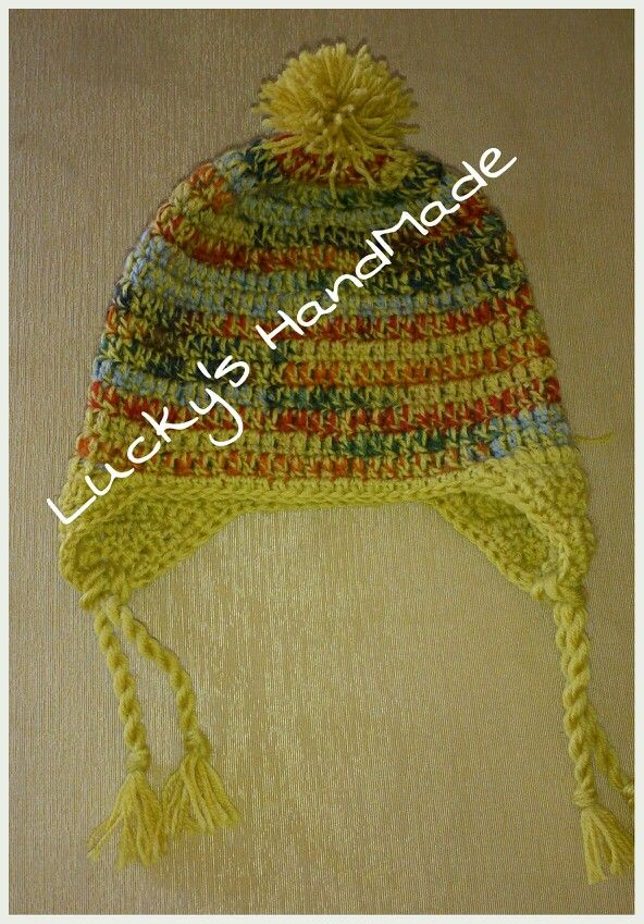 Baby boy hat crochet
