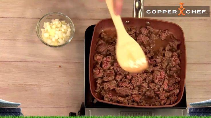 Copper Chef Skillet Recipes