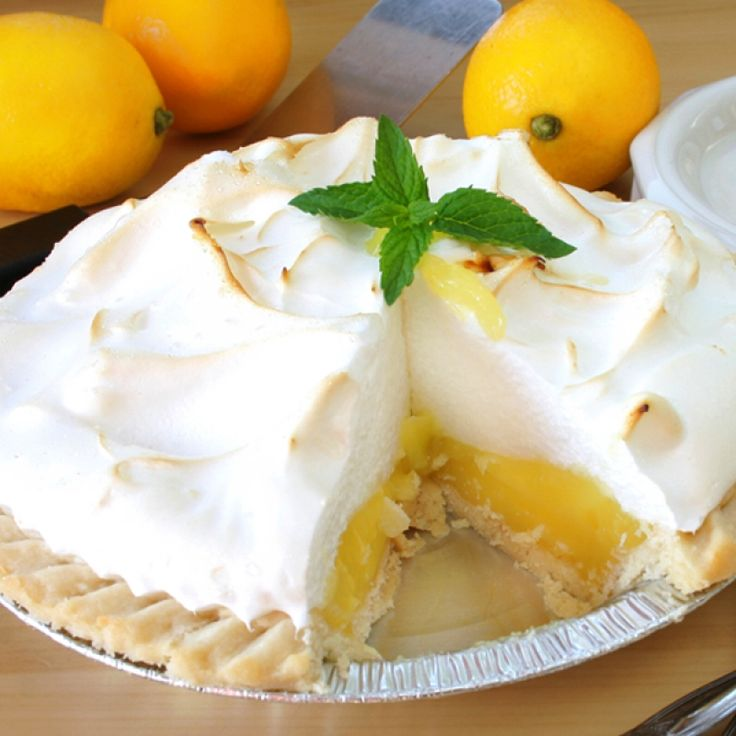 This is is the best lemon meringue pie that you will ever eat.