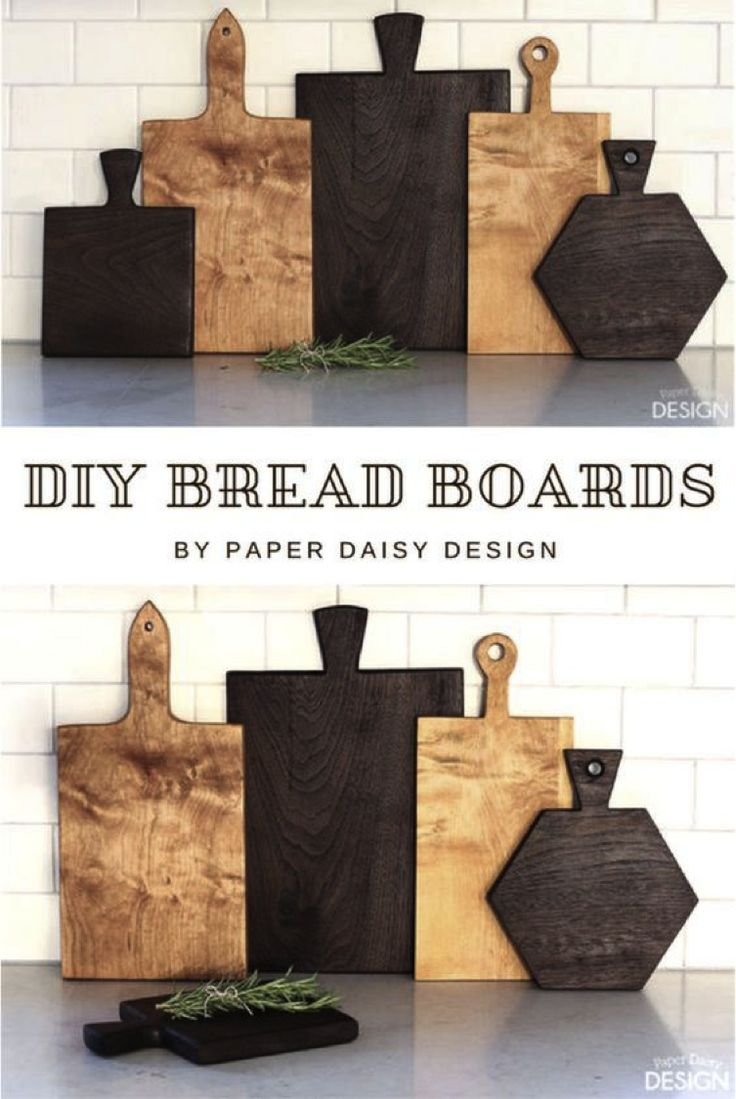 Make your cheese plate simply stunning diy wood slice cutting board - Love These Simple And Stylish Diy Cutting Boards By Paper Daisy Design She Has A