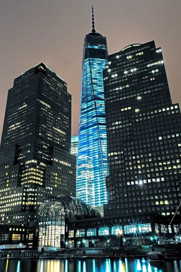 NEW YORK | One World Trade Center (1WTC) | 541m | 1776ft | 104 fl | T/O - Page 2619 - SkyscraperCity