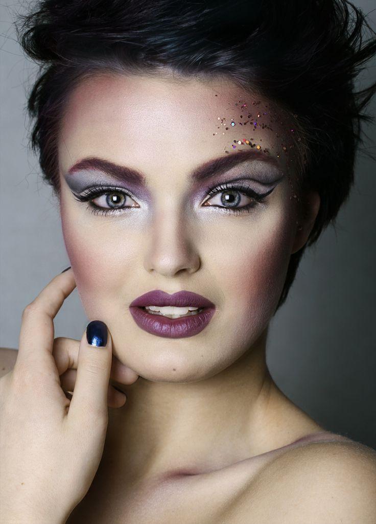 #model #editorial #beauty #studio #makeup #photographer