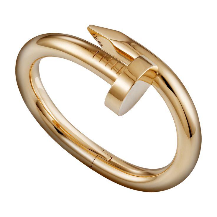 """@Cartier svela il nuovo bracciale #Juste un #Clou, una creazione unica destinata a diventare """"must have"""" di molte #fashionistas.http://www.sfilate.it/227312/juste-clou-bracciale-cartier-sfida-ogni-regola"""