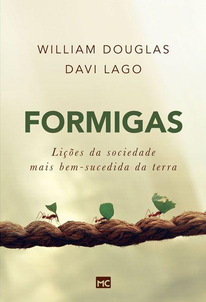Livro Formigas - Davi Lago e William Douglas  - Jesuscopy