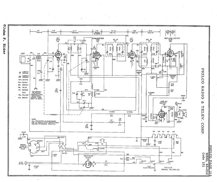 Vacuum tube image by Donald Hayward on Schematics