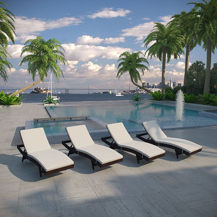 8 best Pool lounge chairs and sofa images on Pinterest