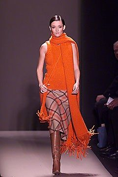 Michael Kors Collection Fall 2001 Ready-to-Wear Fashion Show - Audrey Marnay, Michael Kors