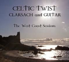 """Enjoy the sound of Celtic Twist in their """"West Coast Sessions"""".  Available to purchase in the Castle shop!"""