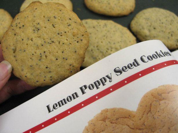 Mrs fields lemon cookie recipe