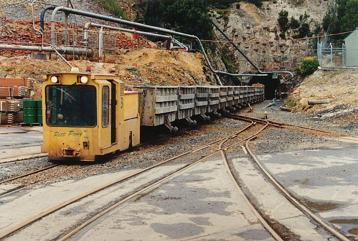 In Tasmania, But Man Does That Look Like The Slat Mine On -7627