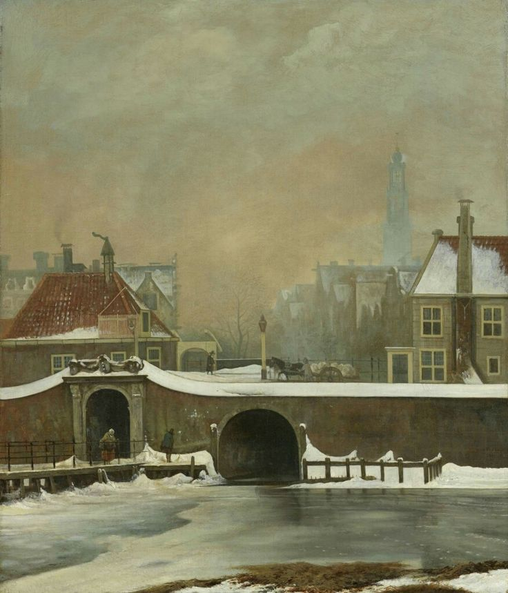 Wouter Johannes van Troostwijk, Raampoortje in Amsterdam, 1809, Rijksmuseum