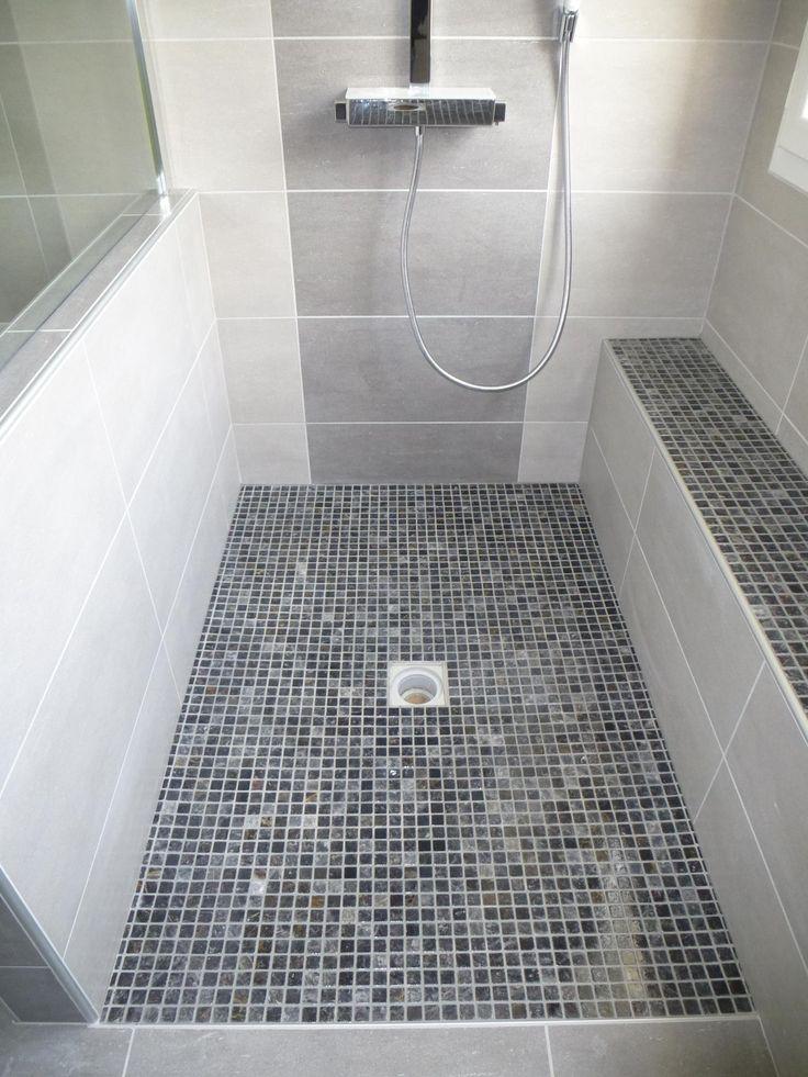 59 best shower systems images on pinterest shower systems for Wedi salle de bain