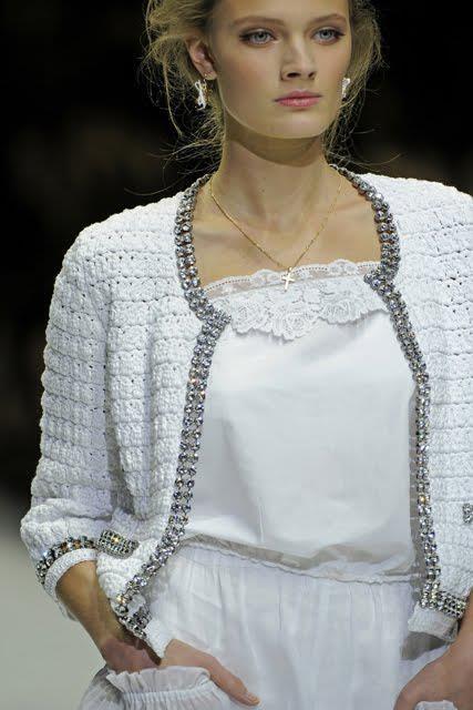 17 besten jacket Bilder auf Pinterest | Chanel jacke, Leder outfits ...