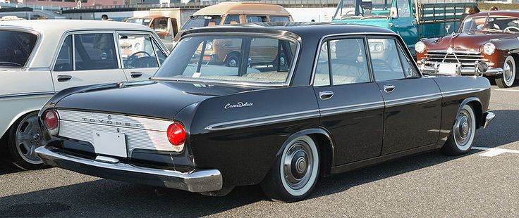 Toyopet Crown S40