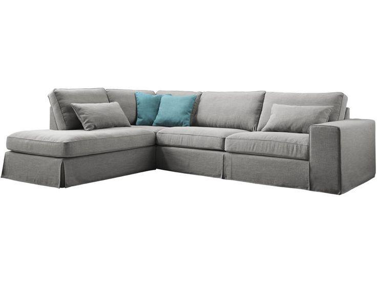 25 beste idee n over diepe sofa alleen op pinterest comfortabele banken diepe bank en bank - Hoek sofa x ...