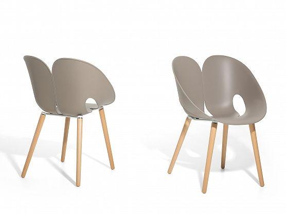 Light grey and impressive living room chair https://www.beliani.ch/stuehle/gartenstuhle/stuhl-hellgrau-esszimmerstuhl-schalenstuhl-essstuhl-memphis.html