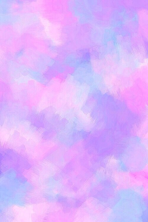 Purple pastel iPhone wallpaper
