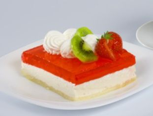 Jello Cheesecake - This is a classic dessert that for some reason I've only seen in Hawaii...