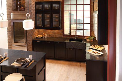 Explore Dark Cabinets Maple Cabinets And More
