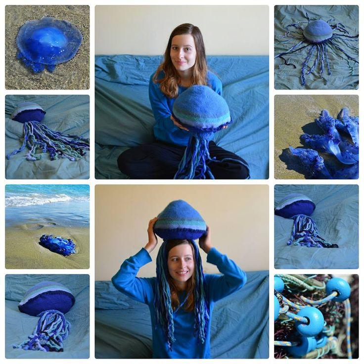 Jellyfish pillow ^^
