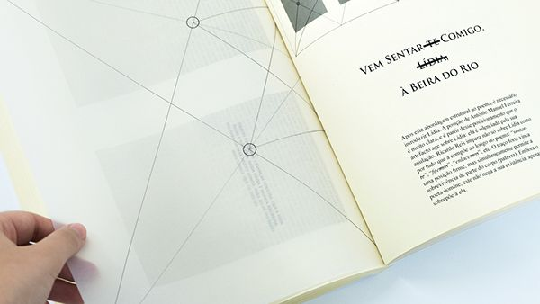 The dialogue between the designer, poet and reader on Editorial Design Served