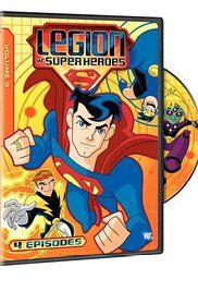 Watch Legion Of Superheroes Season 2 Dvd. The adventures of a young Clark Kent, as Superman, during his time with a team of teenage superheroes in the far future.