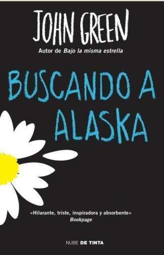 """Ficha de """"Buscando a Alaska"""" de John Green, realizada por Patricia Asensio"""