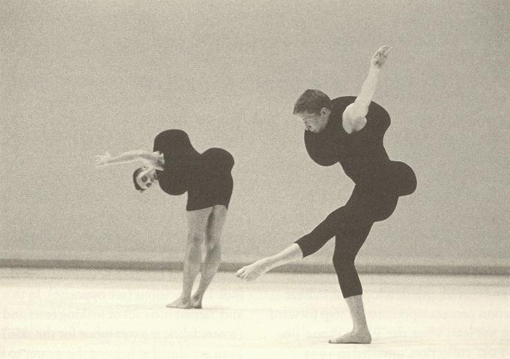 """ scene from scenario, merce cunningham dance company (1997) choreography merce cunningham costumes rei kawakubo/comme des garçons future beauty: 30 years of japanese fashion """