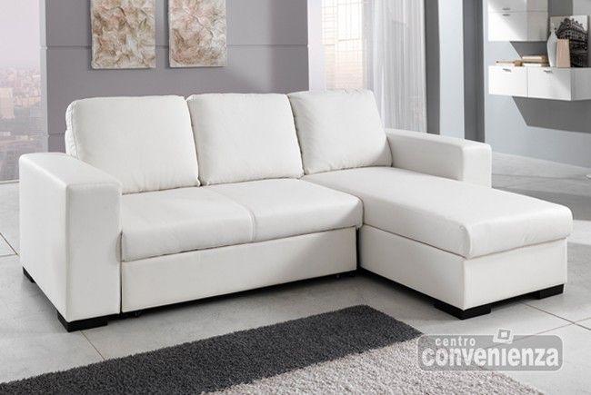 Oltre 1000 idee su divano letto bianco su pinterest - Mondo convenienza divano angolare ...