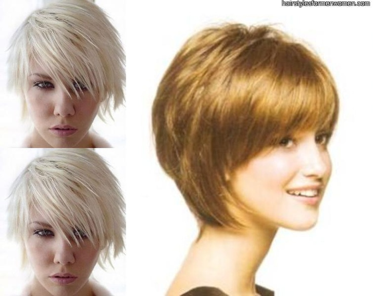 hairstyles for square faces - Bing Images