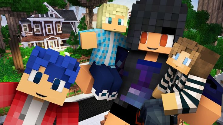 Skins for Minecraft - Aphmau - Android Apps on Google Play
