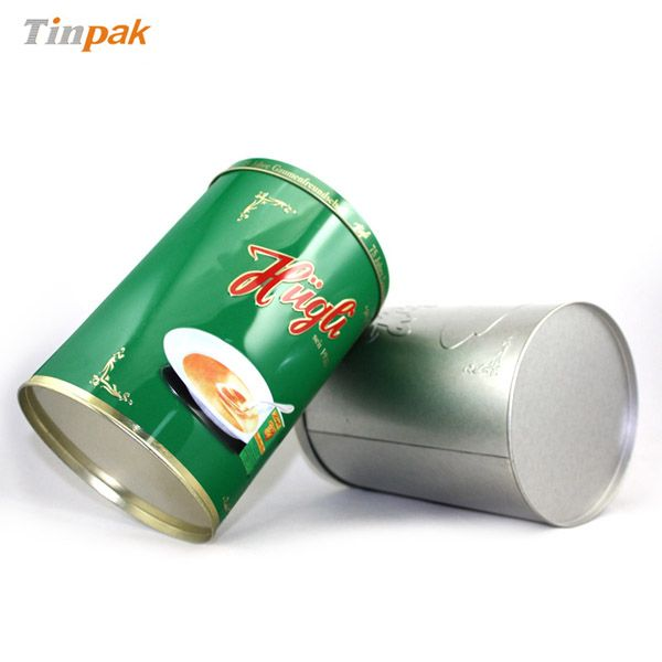 This coffee tin box is safe and durable for your coffee packing. With your desired printing and embossing