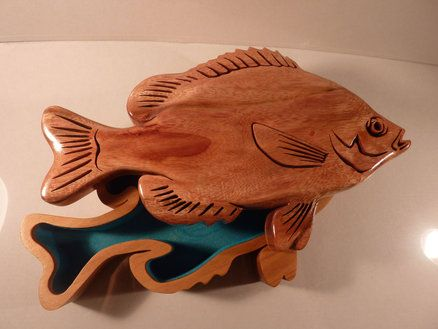 how to make a fish box