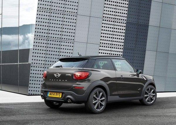 2015 Mini Paceman Rear Exterior View 600x429 2015 Mini Paceman Review Specs and Models