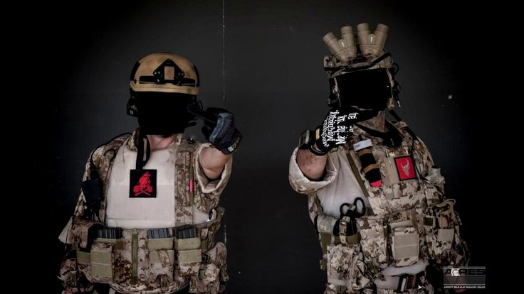 Good Bye Moble/wild trigger/Moble/French airsoft/CQB