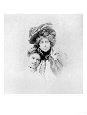 Renee Vivien and N.Barny