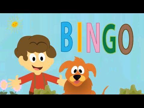 """""""BINGO"""" Nursery rhymes en español, musica para niños, Musica infantil"""