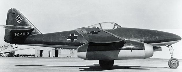 World War 2 Fighter Aircraft | July 18, 1942: World's First Operational Jet Fighter Takes Wing