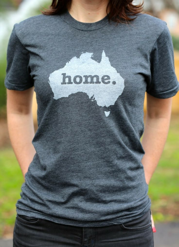 Australia Home T. A portion of the profits from these shirts are donated to multiple sclerosis research. Very cool.