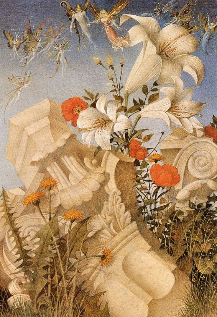 Hans Christian Andersen | Thumbelina | ArtRead ...