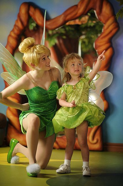 big and little tinkerbell :)