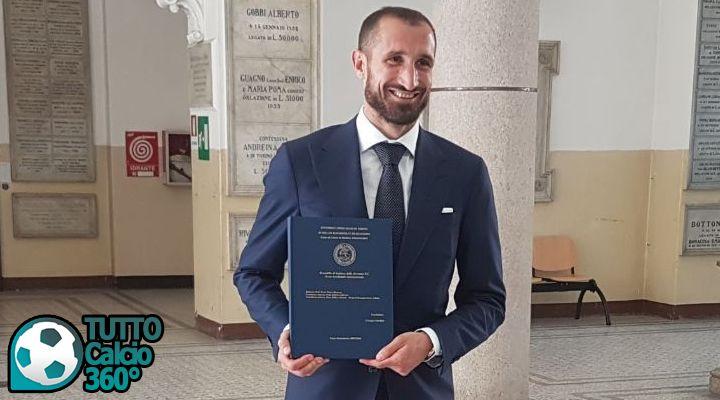 Il Dott.Chiellini sconfessa gli stereotipi sui Calciatori