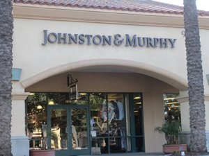 Johnston & Murphy, Camarillo Outlets