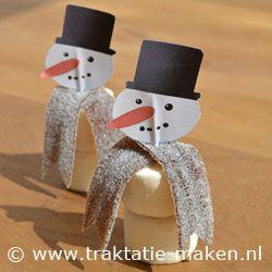Afbeelding van de traktatie Sneeuwpop