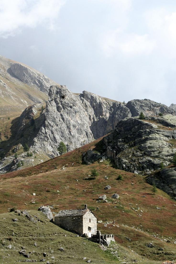 Alta Valle Maira, Cuneo, Italia